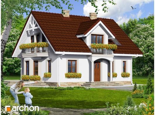 Dom W Rododendronach 6 W Biuro Projektow Archon Abt