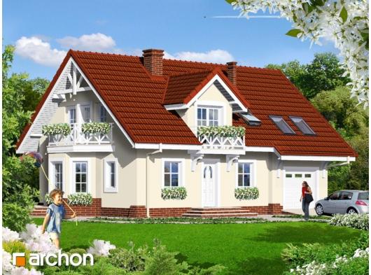 Dom W Rododendronach 8 Biuro Projektow Archon Abt Pracownie
