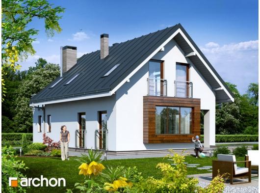 Dom W Anemonach Biuro Projektów Archon Abt Pracownie