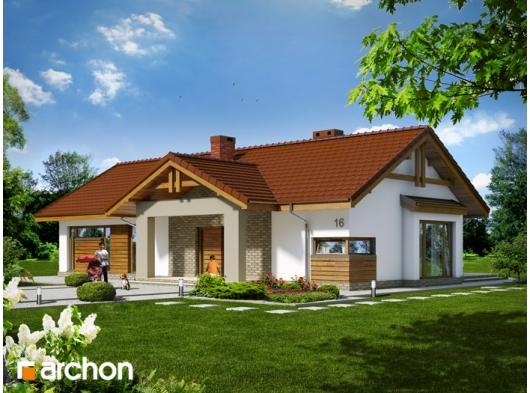 Dom W Toreniach Biuro Projektów Archon Abt Pracownie