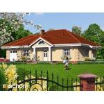 Dom pod jarząbem (G) (Biuro Projektów ARCHON+)