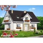 Dom w lucernie (P) (Biuro Projektów ARCHON+)