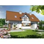 Dom w majeranku 2(N) (Biuro Projektów ARCHON+)