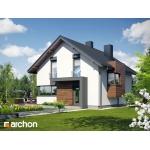 Dom pod graviolą (Biuro Projektów ARCHON+)
