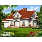 Dom w werbenach (P) (Biuro Projektów ARCHON+)